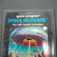 Videojuegos y Consolas: SPACE INVADERS VIDEOJUEGO ATARI 2600 SOLO CARTUCHO. Lote 257276985