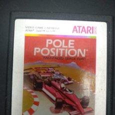 Videojuegos y Consolas: POLE POSITION VIDEOJUEGO ATARI 2600 SOLO CARTUCHO. Lote 257277980