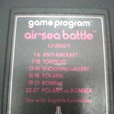 Videojuegos y Consolas: AIR SEA BATTLE VIDEOJUEGO ATARI 2600 SOLO CARTUCHO. Lote 257278810