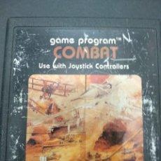 Videojuegos y Consolas: COMBAT VIDEOJUEGO ATARI 2600 SOLO CARTUCHO. Lote 257279605
