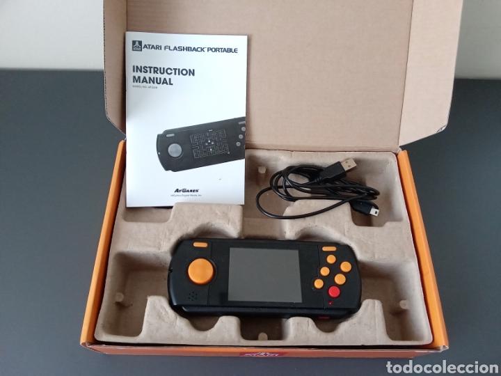 Videojuegos y Consolas: Consola retro Atari Flashback portable - Foto 3 - 261554855
