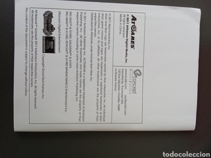 Videojuegos y Consolas: Consola retro Atari Flashback portable - Foto 6 - 261554855