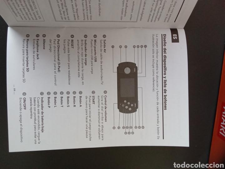 Videojuegos y Consolas: Consola retro Atari Flashback portable - Foto 8 - 261554855
