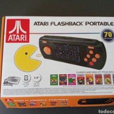 Videojuegos y Consolas: CONSOLA RETRO ATARI FLASHBACK PORTABLE. Lote 261554855