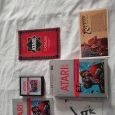Videojuegos y Consolas: VIDEOJUEGO ORIGINAL ET ATARI (1982) CON CAJA Y MANUAL EN PERFECTO ESTADO. Lote 262102380