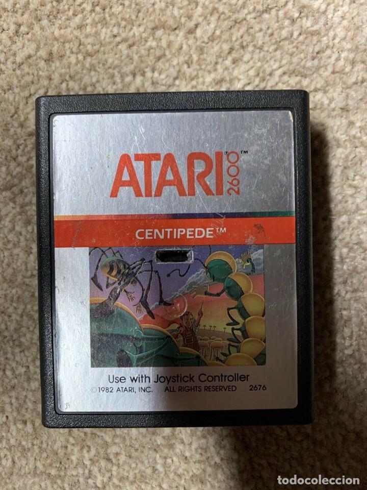 Videojuegos y Consolas: Atari CX-2600 madera y 6 switch excelente conservación, con caja original - Foto 2 - 262103595
