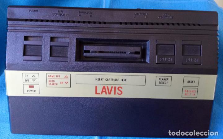 CONSOLA ATARI 2600 CLON TV GAME LAVIS 64 JUEGOS NUEVA. SOLO LA CONSOLA SUELTA. (Juguetes - Videojuegos y Consolas - Atari)