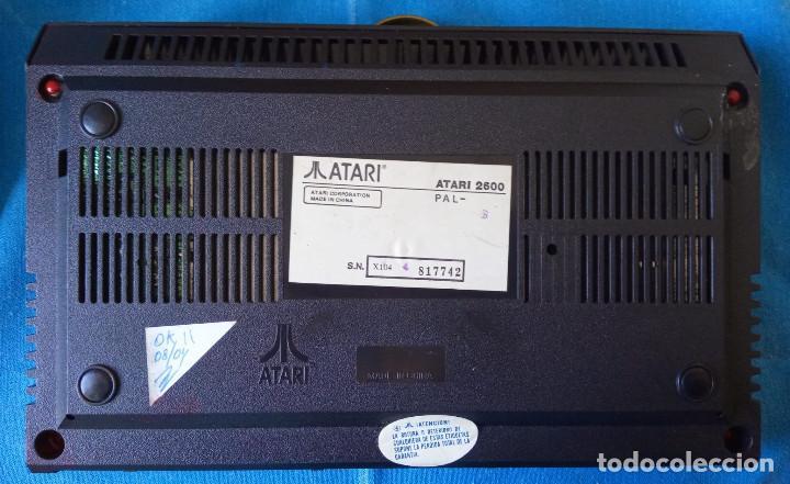 Videojuegos y Consolas: Consola Atari 2600 clon tv game Lavis 64 juegos nueva. Solo la consola suelta. - Foto 2 - 262325145