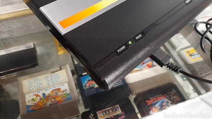 Videojuegos y Consolas: Atari 7800 + juegos en cartucho tank etc mando - Foto 3 - 262921895