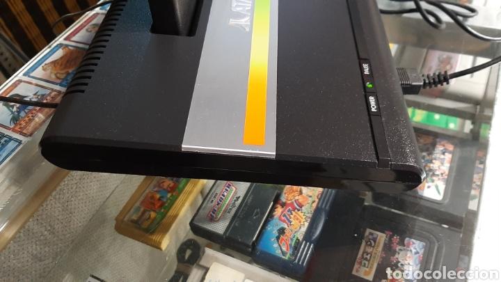 Videojuegos y Consolas: Atari 7800 + juegos en cartucho tank etc mando - Foto 7 - 262921895