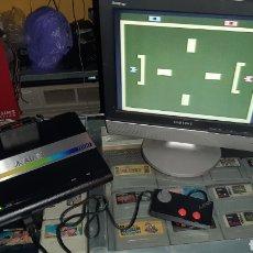 Videojuegos y Consolas: ATARI 7800 + JUEGOS EN CARTUCHO TANK ETC MANDO. Lote 262921895