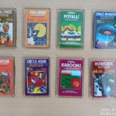Videojuegos y Consolas: IMANES JUEGOS ATARI 2600. Lote 266994338