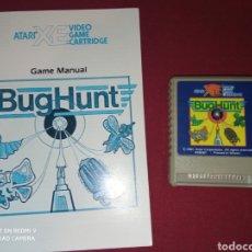 Videojuegos y Consolas: BUG HUNT ATARI XE - ATARI 1987 -. Lote 267357739