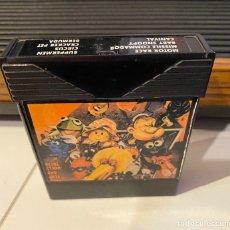 Videojuegos y Consolas: CARTUCHO MULTIJUEGOS CON 8 JUEGOS PARA ATARI VCS 2600 Y 7800. Lote 267686169