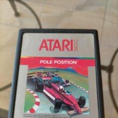 Videojuegos y Consolas: JUEGO POLE POSITION.CONSOLA ATARI. POLE POSITION. Lote 267762614