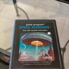 Videojuegos y Consolas: JUEGO CARTUCHO CONSOLA ATARI. SPACE INVADERS. Lote 267861289