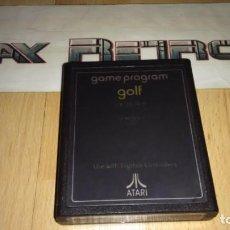 Videojuegos y Consolas: ATARI 2600 GOLF CARTRIDGE GOOD CONDITION. Lote 275061338
