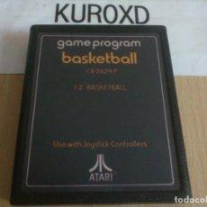 Videojuegos y Consolas: ATARI 2600 BASKETBALL CARTRIDGE GOOD CONDITION. Lote 275563208