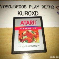 Videojuegos y Consolas: ATARI 2600 FOOTBALL SOCCER CARTRIDGE GOOD CONDITION. Lote 275646823