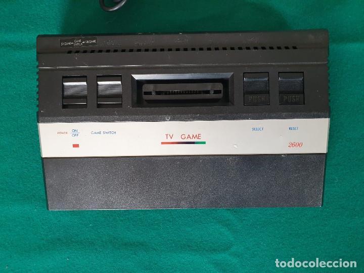 Videojuegos y Consolas: VIDEO CONSOLA GAME CONSOLE TV - 2600 - Foto 2 - 276385863