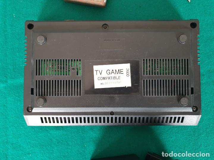 Videojuegos y Consolas: VIDEO CONSOLA GAME CONSOLE TV - 2600 - Foto 2 - 276386273