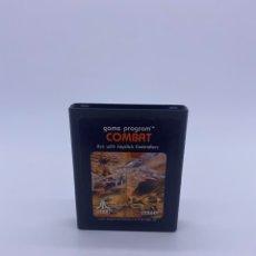 Videojuegos y Consolas: ATARI COMBAT CX2601 JUEGO CARTUCHO 1978. Lote 277538263