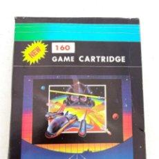Videojuegos y Consolas: CARTUCHO PARA CONSOLA ATARI 2600. COMPILACIÓN DE 160 JUEGOS EN 1 CARTUCHO. Lote 278179793