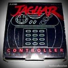 Videojuegos y Consolas: ATARI JAGUAR PAD JAG CONTROLLER MANDO [ATARI CORP 1993] STE FALCON 3 BOTONES. Lote 283057388
