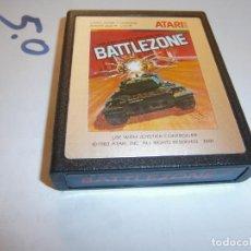 Videojuegos y Consolas: ANTIGUO JUEGO PARA CONSOLA ATARI - BATTLEZONE (ZONA DE GUERRA). Lote 284416893