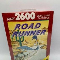 Videojuegos y Consolas: ROAD RUNNER ATARI 2600 VIDEO GAME SEALED (1989 - NTSC - AMERICA). Lote 287616598