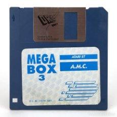 Videojuegos y Consolas: DINAMIC SOFTWARE MEGA BOX 3 AMC DRO SOFT ? ASTRO MARINE CORPS. 1991 JUEGO RETRO ATARI ST DISKETTE 3½. Lote 288931768