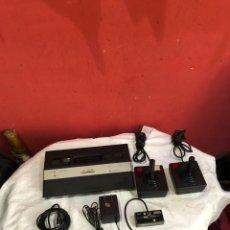 Videojuegos y Consolas: VINTAGE CONSOLA TIPO ATARI 2600 COMPLETA EN SU CAJA ORIGINAL. VER FOTOS. Lote 289386123
