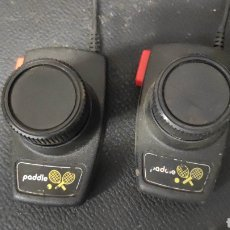 Videojuegos y Consolas: MANDOS PADDLE ORIGINALES ATARI 2600. Lote 289447578