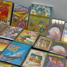 Videojuegos y Consolas: COLECCION DE JUEGOS RETRO MSX, ATARI, ECT. Lote 289630838