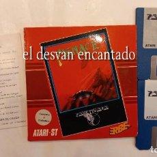 Videojuegos y Consolas: MENACE. ATARI ST. 2 DISKETTES. AÑO 1989. Lote 293555073