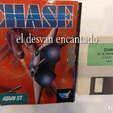 Videojuegos y Consolas: CHASE. ATARI ST. AÑO 1989. Lote 293556383