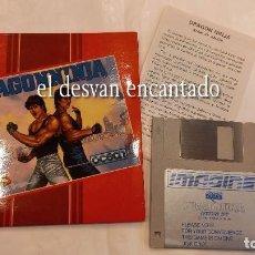 Videojuegos y Consolas: DRAGONNINJA. ATARI ST. AÑO 1989. Lote 293556568