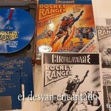 Videojuegos y Consolas: ROCKET RANGER. ANTIGUO JUEGO ATARI ST. Lote 294446683