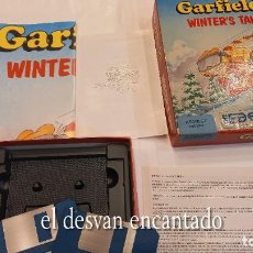 Videojuegos y Consolas: GARFIELD. ANTIGUO JUEGO ATARI ST. Lote 294449753
