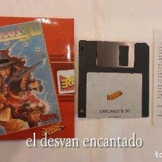 Videojuegos y Consolas: CHICAGOS´S 30. ANTIGUO JUEGO ATARI ST. Lote 294450298