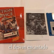 Videojuegos y Consolas: ACTION SERVICE. ANTIGUO JUEGO ATARI ST. Lote 294450528
