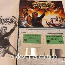 Videojuegos y Consolas: DOUBLE DRAGON. ANTIGUO JUEGO ATARI ST. Lote 294450768
