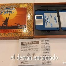 Videojuegos y Consolas: JEANNE D´ARC. MAID OF ORLEANS. ANTIGUO JUEGO ATARI ST. Lote 294451423
