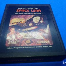 Videojuegos y Consolas: JUEGO,CARTUCHO ATARI 2600,SPACE WAR. Lote 294502853