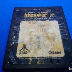 Videojuegos y Consolas: BASKETBALL JUEGO PARA ATARI 2600. Lote 294506713