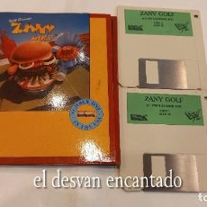 Videojuegos y Consolas: ZANY GOLF. ANTIGUO JUEGO ATARI ST. Lote 294573903