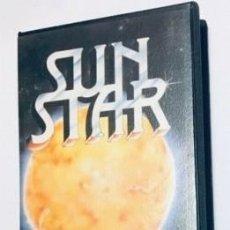 Videojuegos y Consolas: SUN STAR [CRL GROUP PLC] 1986 GLENN G. CASSIM [ATARI 600 800 XL XE XEGS] 64KB. Lote 295031978