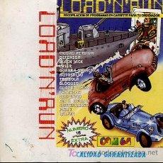 Videojuegos y Consolas: LOAD'N'RUN - RECOPILACION DE PROGRAMAS. Nº EXTRA 15 PROGRAMAS - 1985. Lote 24450351