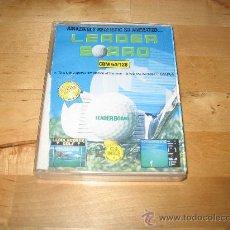 """Videojuegos y Consolas: JUEGO COMMODORE CBM 64/128 - LEADER BOARD """"PRO GOLF SIMULATOR"""" - DEPORTE GOLF - 1986. Lote 28123844"""