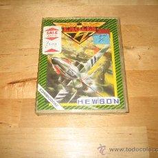 Videojuegos y Consolas: JUEGO COMMODORE - EAGLES - ARCADE AVIONES - VERSIÓN INGLÉS Y ALEMÁN - HEWSON 1987. Lote 28125913